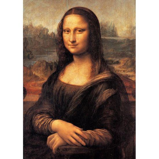 Clementoni Leonardo: Mona Lisa 30363 slagalica, 500 komada