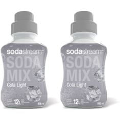 Sodastream Cola Light 2 x 500 ml