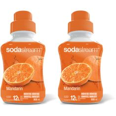 Sodastream Mandarinka 2 x 500 ml