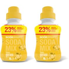 Sodastream Tonic 2 x 750 ml