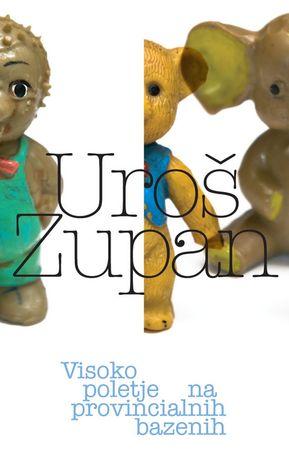 Uroš Zupan: Visoko poletje na provincialnih bazenih