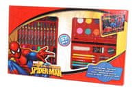 Spiderman Set za barvanje Spiderman, 51-delni