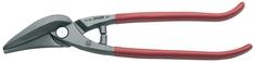 Unior škarje za pločevino 563R/7PR, kovane, izolirane, 280 mm