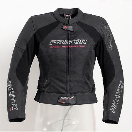 DXR jakna Track Two Evolution, črno-bela, ženska 38