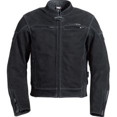 Drive Motoristična jakna Rockwell Be-Cool Evolution, črna, moška