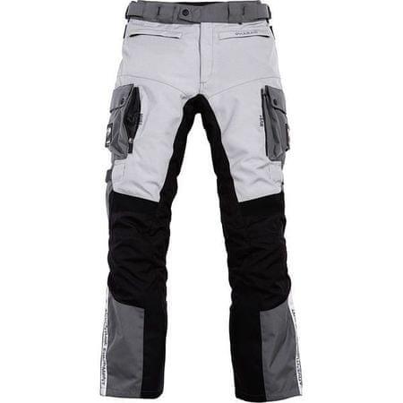Motoristične hlače Pharao-X Tour 2 Sympatex, črne, moške XL