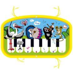 BINO Kisvakondos zongoraszőnyeg