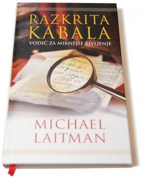 Michael Laitman: Razkrita kabala