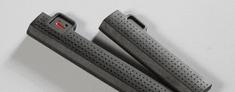 Rati Zaščitna letvica za vrata avtomobila R-Stick, črna, 4 kos
