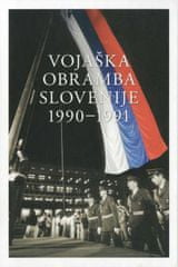 Dr. Tomaž Kladnik, sodelavci: Vojaška obramba Slovenije 1990-1991