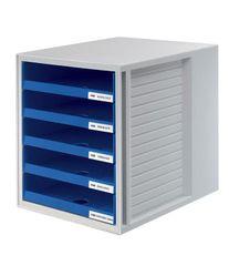 Han Predalnik System Box, odprt, moder
