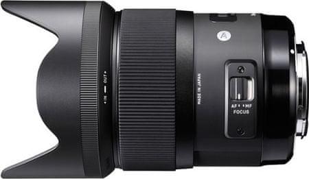 Sigma 35/1,4 DG HSM ART pro Nikon (4 roky záruka)