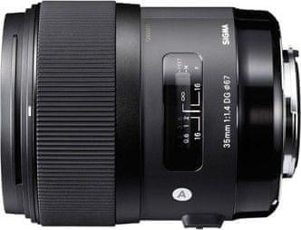 Sigma 35mm f/1.4 (A) DG HSM (NIKON)