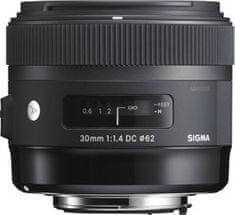 Sigma 30/1.4 DC HSM ART pro Nikon (4 roky záruka)