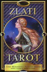 Ciro Marcheti, Barbara Moore: Zlati tarot, mehka