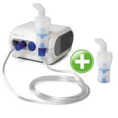 Omron C28P + druhá inhalační souprava