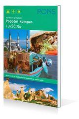 Popotni kompas - Turščina Zbirka PONS