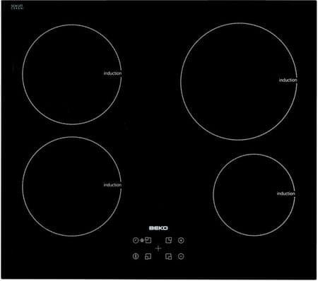 Beko Indukcijska kuhalna plošča HII64400AT