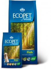 Farmina Ecopet suha hrana za pse Natural Fish, 12 kg