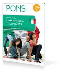 PONS: Slovnica z vajami kratko & pregledno - Italijanščina Avtor: Beatrice Rovere-Fenati