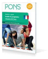 PONS: Slovnica z vajami kratko & pregledno - Francoščina Avtor: Michael Deneux