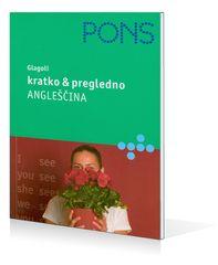Glagoli kratko & pregledno - Angleščina Zbirka PONS