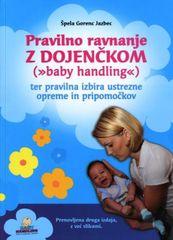 Špela Gorenc Jazbec: Pravilno ravnanje z dojenčkom (baby handling)