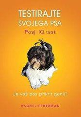 Rachel Federman, Testirajte svojega psa, Pasji IQ test