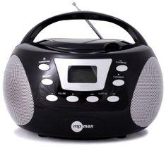 MPMAN CSD284PLL Hordozható CD-s rádió