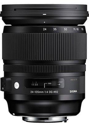 Sigma 24-105/4 DG OS HSM ART pro Nikon (4 roky záruka)