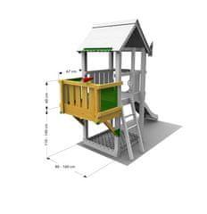 Jungle Gym Balcony Module - II. jakost