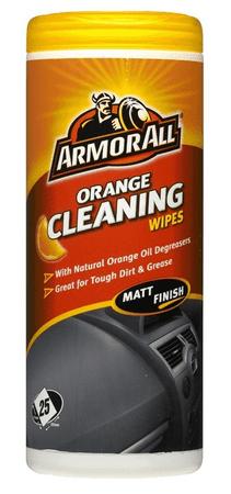 Armor večnamenski robčki All Orange Wipes z vonjem pomaranče