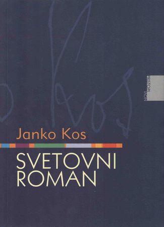 Janko Kos: Svetovni roman, mehka