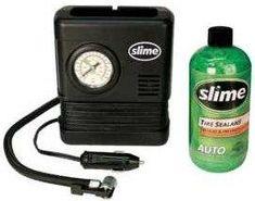 Slime Kit za krpanje avto pnevmatik Slime