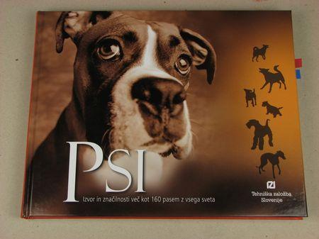 Paul McGreevy, Elizabeth Ginis: Psi - Izvor in značilnosti več kot 160 pasem