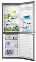 Zanussi ZRB 33104 XA Kombinált hűtőszekrény, 309 L, A++