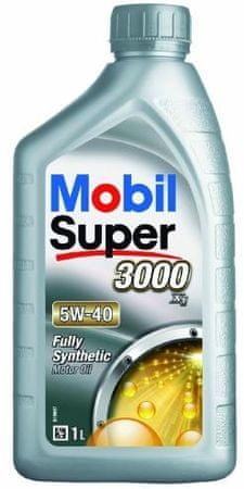 Mobil motorno ulje Super 3000 X1 5W-40, 1 l