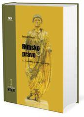 Janez Kranjc: Rimsko pravo, trda