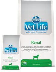 Farmina hrana za pse Vet Life Renal, 12 kg