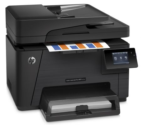 HP večfunkcijska naprava Color LaserJet Pro M177fw