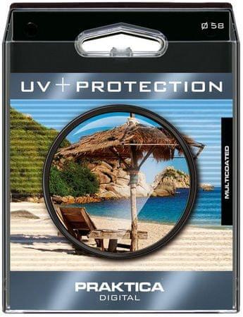 Praktica UV+Protect MC 67 mm Szűrő