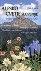 Alpsko cvetje Slovenije, Vlado Ravnik (mehka, 2010)