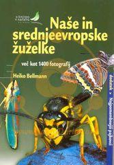 Heiko Bellmann: Naše in srednjeevropske žuželke, mehka