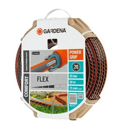 Gardena cev s Power Grip profilom, 20 m, 13 mm (18033-20)