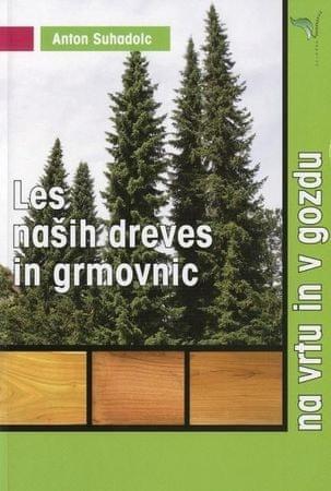 Anton Suhadolc: Les naših dreves in grmovnic