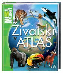 Živalski atlas, Jinny Johnson (trda, 2013)