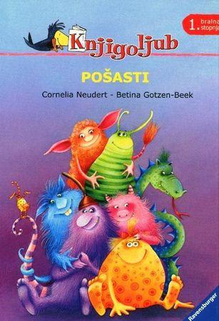 Cornelia Neudert: Pošasti