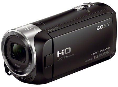 SONY Handycam HDR-CX240E Czarny
