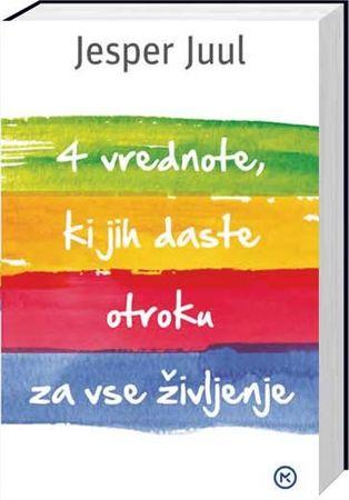 4 vrednote, ki jih daste otroku za vse življenje, Jesper Juul (2013)