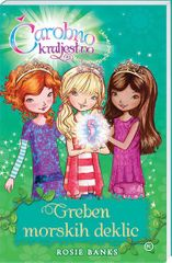 Čarobno kraljestvo: Greben morskih deklic, Rosie Banks (mehka, 2013)